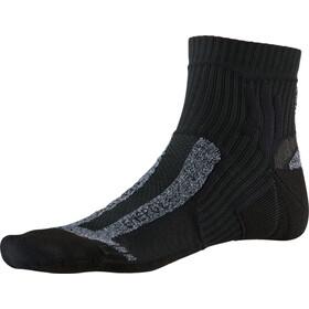 X-Socks Marathon Energy - Calcetines Running Hombre - negro